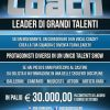CASTING - THE COACH - leader di Grandi Talenti