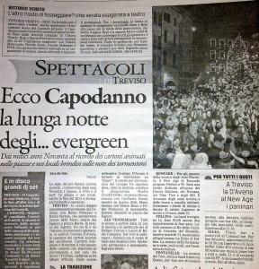 2013 Gazzettino di Treviso Dicembre