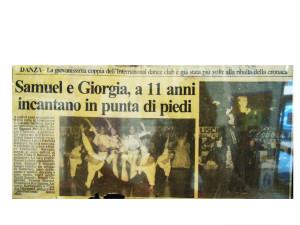 1992 Febbraio Giornale di Vicenza