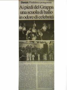 1999 Febbraio  Giornale di Vicenza
