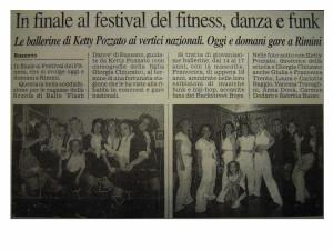 1999 Giugno Giornale di Vicenza
