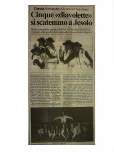 2001 Gennaio Giornale di Vicenza