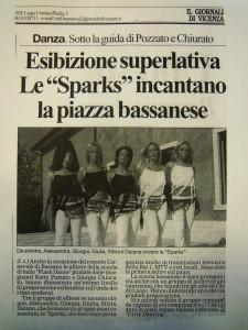 2002  Febbraio Giornale di Vicenza