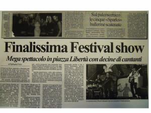 2004 Settembre Giornale dì Vicenza