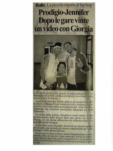 2007 Maggio Giornale di Vicenza