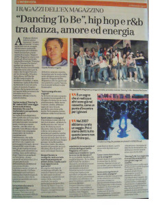 2008 Ottobre Giornale di Vicenza