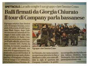 2011 Luglio Giornale di Vicenza