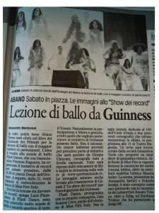 2011 Settembre Gazzettino di Padova bis