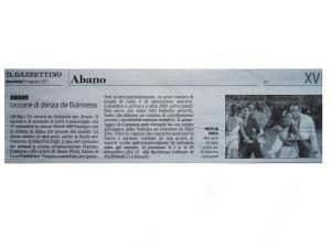 2011 Settembre Gazzettino di Padova bis1