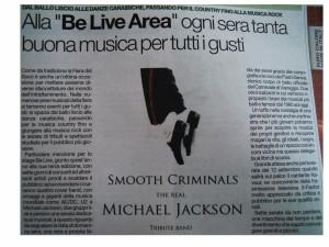 2011 Settembre Giornale di Vicenza