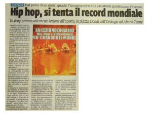 2011 Settembre La voce di Rovigo