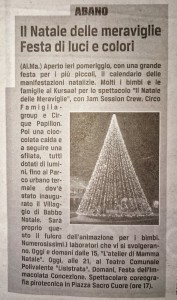 2014 6 Dicembre Mattino di PAdova