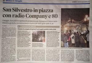 2014 Dicembre La Nuova di Venezia