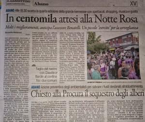 2014 Settembre Gazzettino di Padova