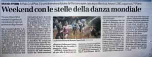 2015  Febbraio Giornale di Vicenza