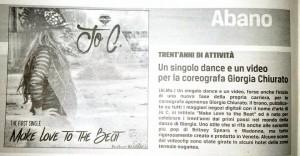 2015 Gazzettino di Padova 8 Settembre
