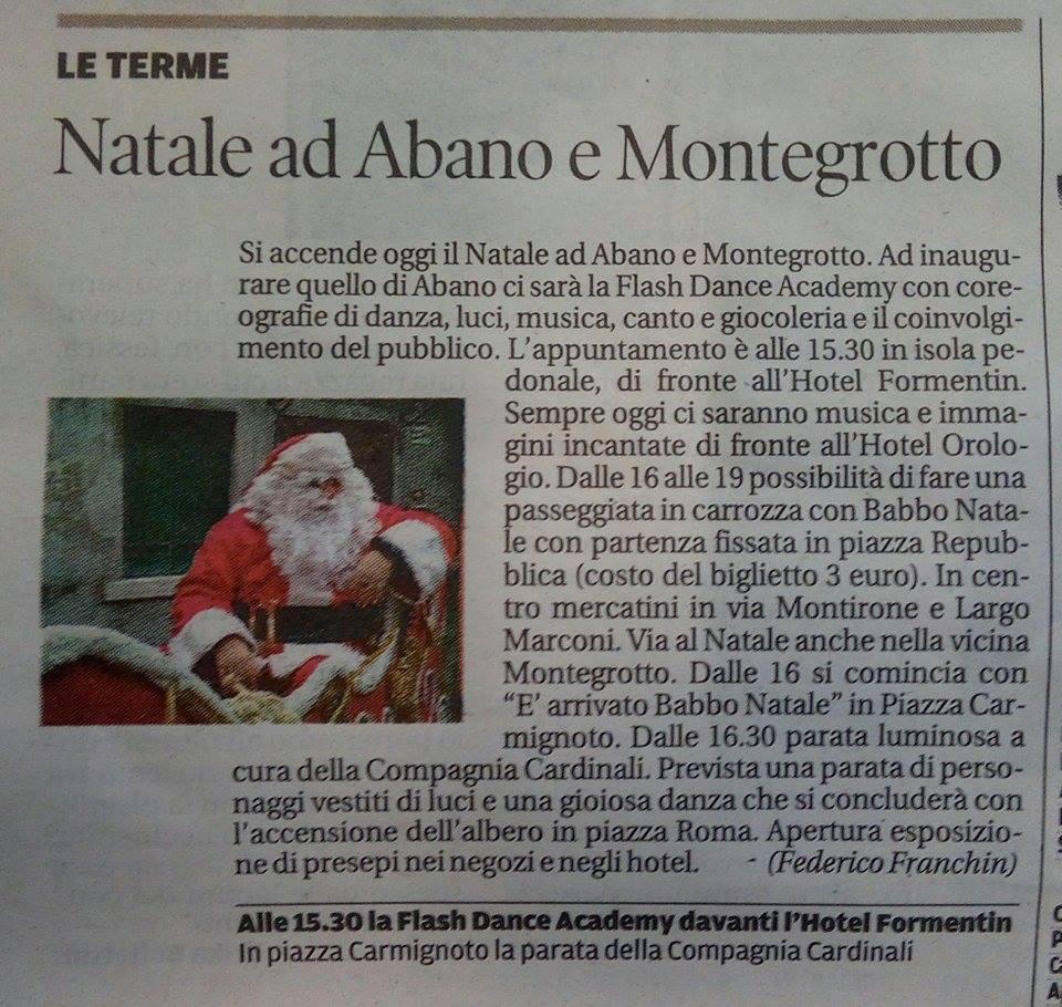 2015 Dicembre Mattino di Padova 2