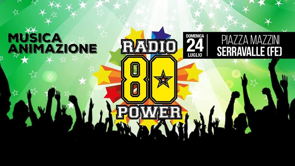 80 power Serravalle