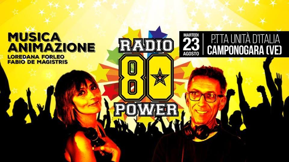 80 power Camponogara