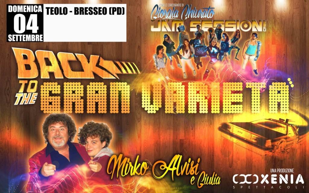Back To Gran Varieta 04 Settembre